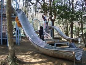 ガリバー青少年旅行村 滑り台