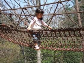 ガリバー青少年旅行村 ネット遊具