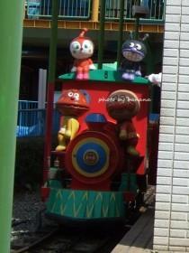 王子動物園 遊園地アンパンマン