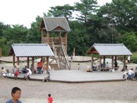 兵庫県立播磨中央公園  こどもの国