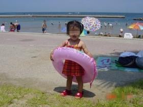 淡路島 多賀の浜海水浴場