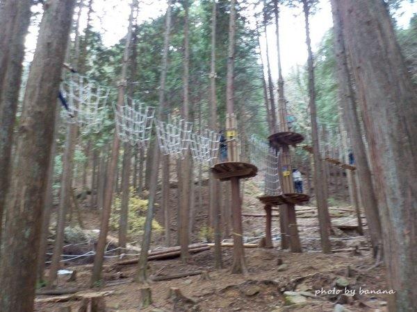 冒険の森in能勢 小学生子供と一緒 口コミブログ