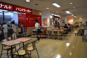 米原駅前平和堂1階 フードコート
