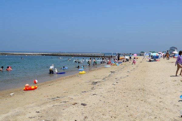 多賀の浜海水浴場 子連れおすすめ海水浴場