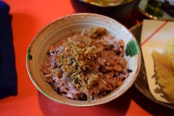 滋味求真常盤 玄米ご飯 淡路島洲本市ランチ