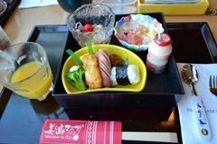 ルネッサンス 彩 朝食 お子様定食