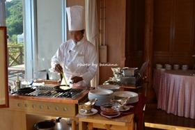ルネッサンスリゾートオキナワ フォーシーズン 朝食