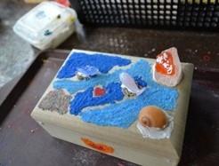 ルネッサンス内手作り工房 サンドアート