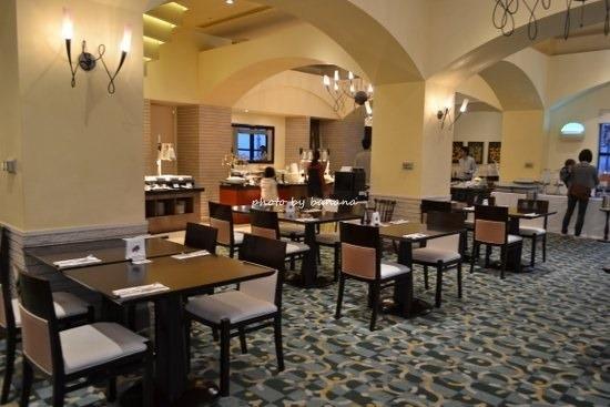 アリビラ レストラン「ベルデマール」
