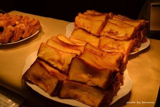 アリビラ レストラン「ベルデマール」 フレンチトースト