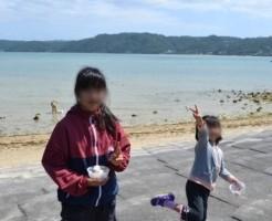 沖縄 奥武島