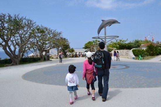沖縄 美ら海水族館 子連れ