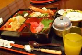 黒川温泉 奥の湯 食事(お子様セット)