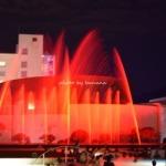 杉乃井ホテル噴水ショー 子連れ家族旅行宿泊口コミブログ