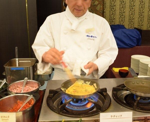 杉乃井ホテル 朝食バイキング 子連れ家族旅行宿泊口コミブログ
