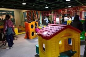 神戸市立青少年科学館 遊具
