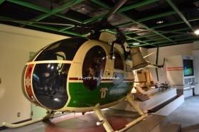 神戸市立青少年科学館 ヘリコプター