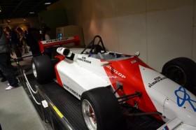 神戸市立青少年科学館 スポーツカー