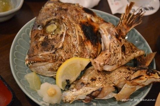敦賀 まるさん屋 焼き魚定食