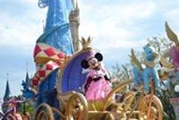 大阪発子連れ東京ディズニーランド旅行・パレードミニー