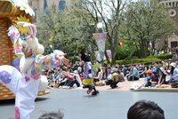 子連れde東京ディズニーランド イースターパレード