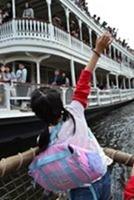 子連れde東京ディズニーランド トムソーヤ島いかだ