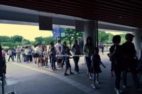 京都水族館 待ち時間