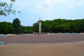 大泉緑地 自転車練習場