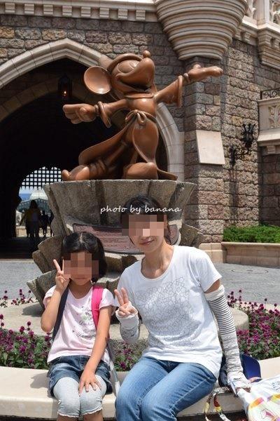 母子2人ディズニー旅行 コツ