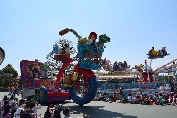 母子旅行おすすめ パレード 東京ディズニーランド