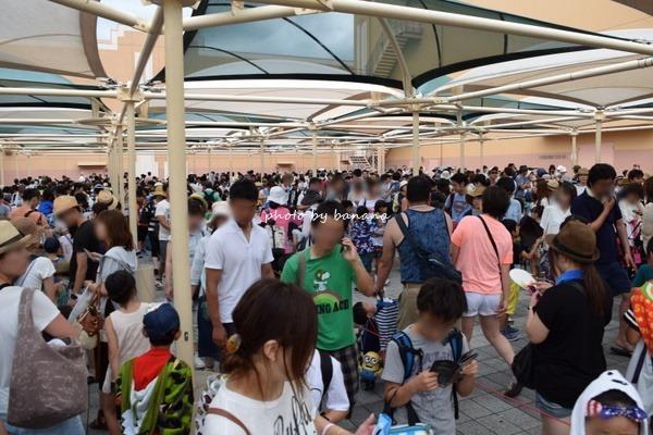 2015USJ夏休み妖怪ウォッチ混雑攻略 体験ブログ