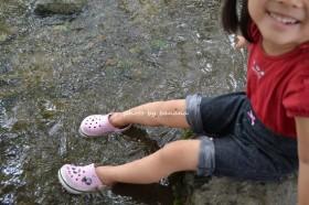 梅小路公園 水遊び