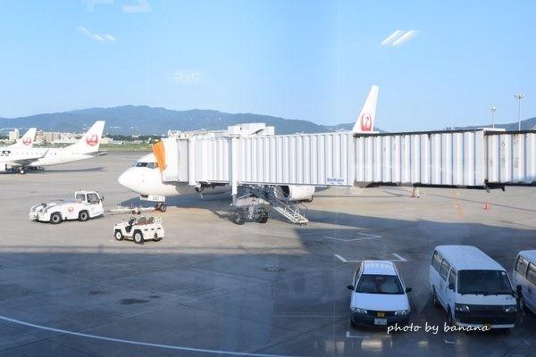 北海道 伊丹空港 旭川空港行き