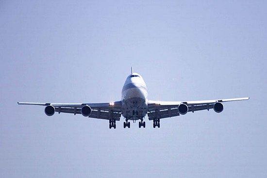 子連れグアム 飛行機