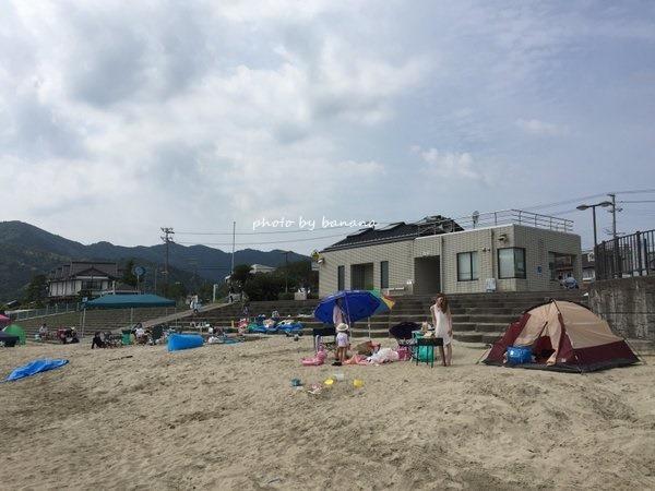 恵比須浜パーク(福井県) 海水浴場
