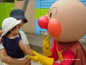 東条湖おもちゃ王国アンパンマンショー