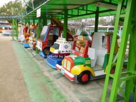 姫路市立動物園 ミニ遊園地