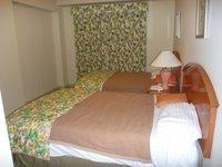 レオパレス・リゾート・グアム コンドミニアム ラクエスタc ベッドルーム