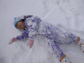 奥伊吹スキー場 キッズゲレンデ2