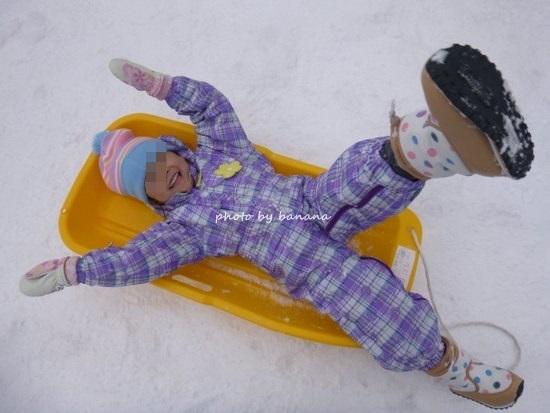 奥伊吹スキー場 キッズゲレンデ