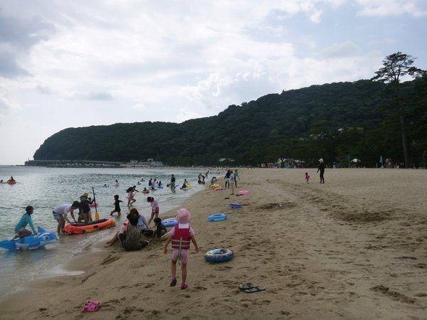 淡路島洲本・大浜海水浴場
