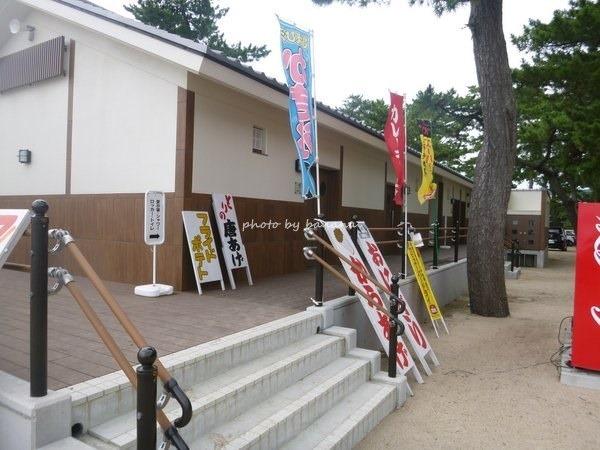 淡路島洲本・大浜海水浴場 売店