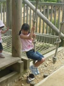 京都府立山城総合運動公園 冒険の森3