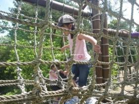 京都府立山城総合運動公園 冒険の森