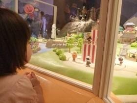 名古屋アンパンマンミュージアム ジオラマ