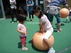 名古屋アンパンマンミュージアム ボール遊び