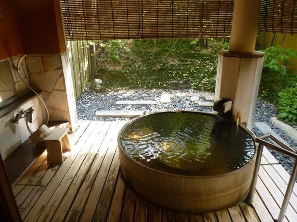 鳥取ホテル・観水亭こぜにや 家族風呂