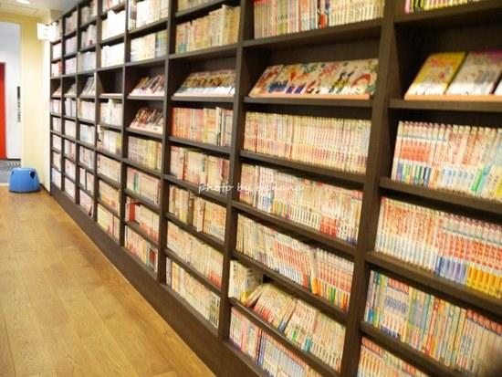 子供と行く京都国際漫画ミュージアム