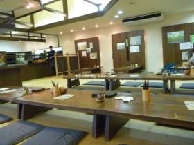 伊賀の里モクモクファーム レストラン 座敷