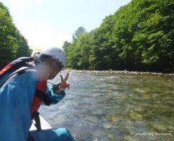 子どもとラフティング 富良野・空知川 体験記ブログ